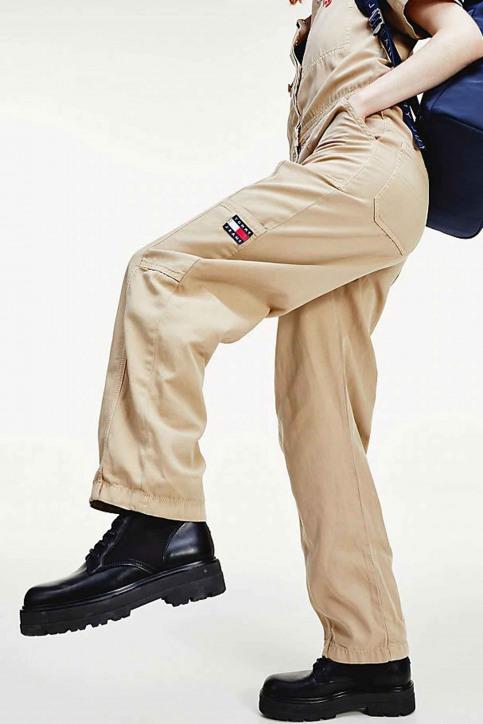 Tommy Jeans Jumpsuits beige DW0DW081921CD_1CD SILT CANVAS img4