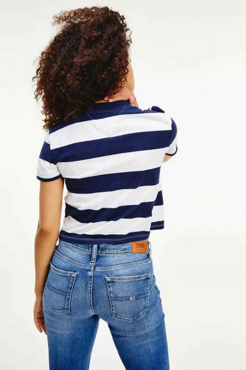 T-shirts (korte mouwen) blauw DW0DW085310A6_0A6 TWILIGHT NA img1