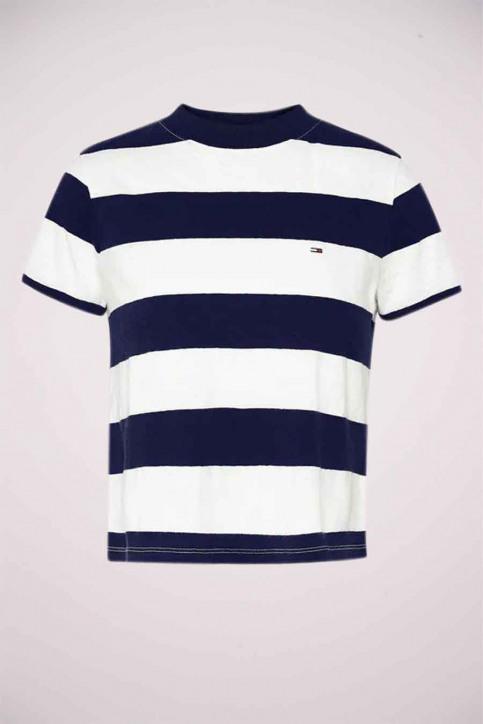 T-shirts (korte mouwen) blauw DW0DW085310A6_0A6 TWILIGHT NA img5