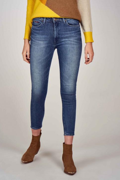 Jeans skinny denim DW0DW08635_1A4 JASPER MID img2