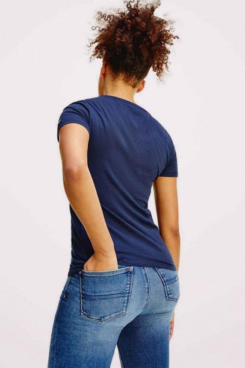 Tommy Jeans Tops (korte mouwen) blauw DW0DW09926C87_C87 TWILIGHT NA img3
