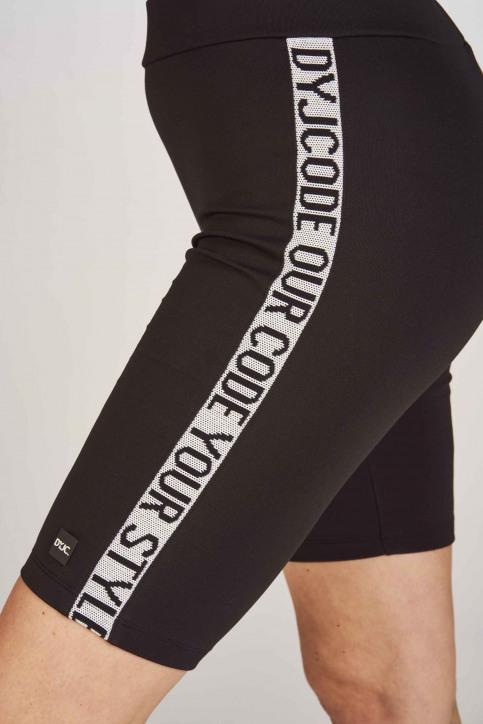 DYJCode Shorts noir DYJ191WT 005_BLACK img4