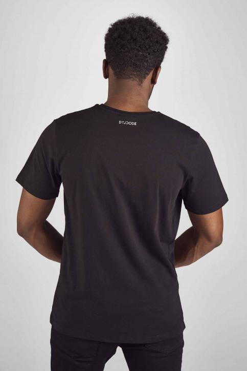 DYJCode T-shirts (manches courtes) noir DYJ192MT 011_BLACK img3