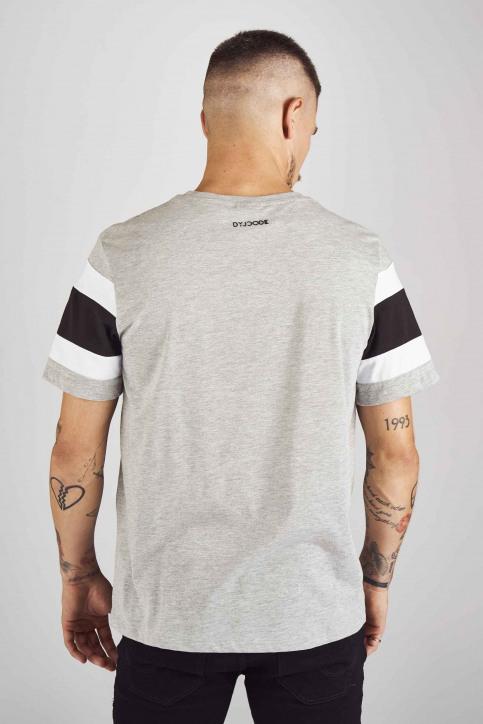 DYJCode T-shirts (korte mouwen) grijs DYJ192MT 012_GREY img3