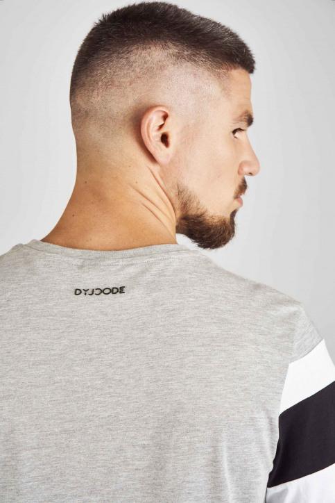 DYJCode T-shirts (korte mouwen) grijs DYJ192MT 012_GREY img4