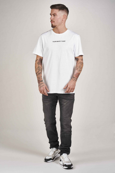 DYJCode T-shirts (manches courtes) blanc DYJ201MT 008_WHITE img2