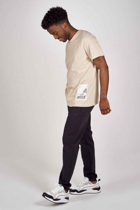 DYJCode T-shirts (korte mouwen) beige DYJ201MT 013_SAND img2
