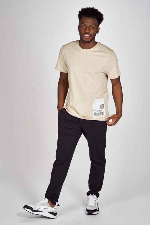 DYJCode T-shirts (korte mouwen) beige DYJ201MT 013_SAND img5