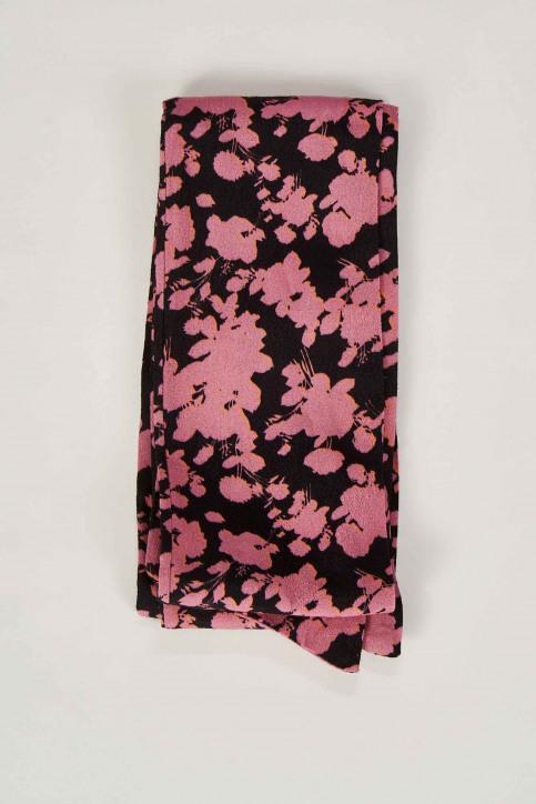 DEUX. by Eline De Munck Zomersjaals roze EDM191WA 003_BLUSH img3