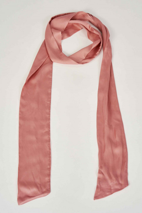 DEUX. by Eline De Munck Foulards rose EDM191WA 005_BLUSH img1