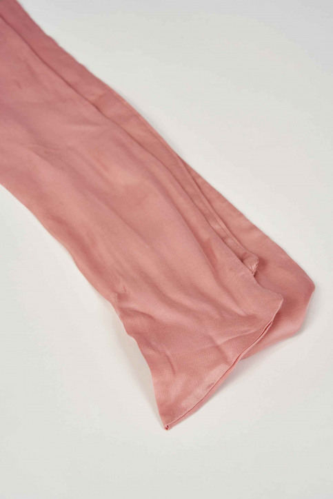 DEUX. by Eline De Munck Foulards rose EDM191WA 005_BLUSH img2