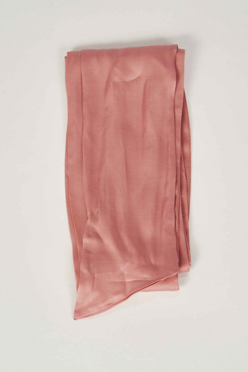 DEUX. by Eline De Munck Foulards rose EDM191WA 005_BLUSH img3