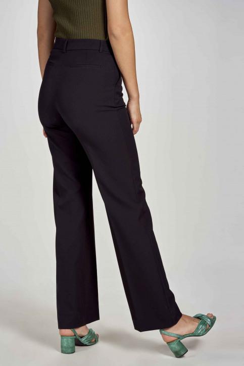 DEUX. by Eline De Munck Pantalons de costume noir EDM191WT 035_BLACK img6