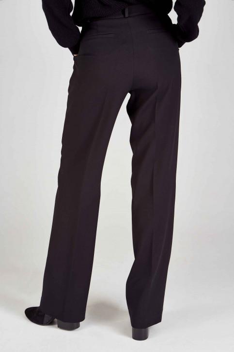 DEUX. by Eline De Munck Pantalons de costume noir EDM191WT 035_BLACK img8