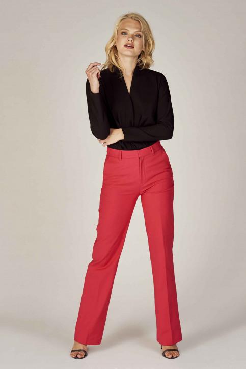 Deux Pantalons colorés rose EDM192WT 011_HOT PINK img1