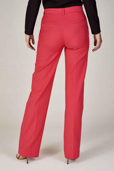 Deux Pantalons colorés rose EDM192WT 011_HOT PINK img3