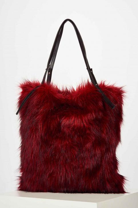 Deux Handtassen rood EDM202WA 002_BORDEUX img1