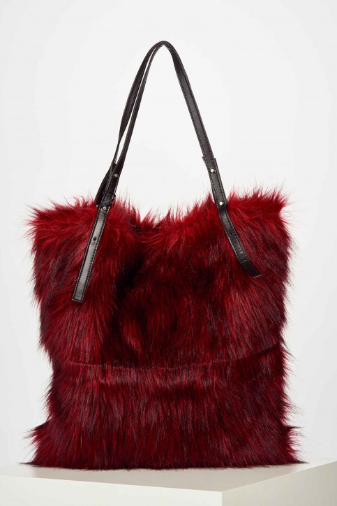 Deux Handtassen rood EDM202WA 002_BORDEUX img2