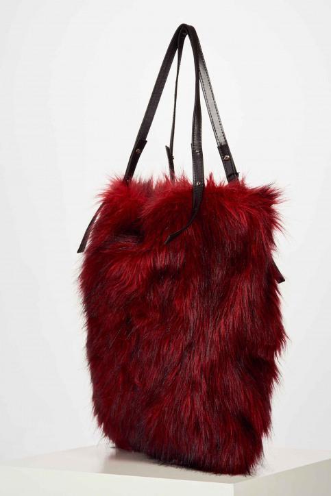 Deux Handtassen rood EDM202WA 002_BORDEUX img3