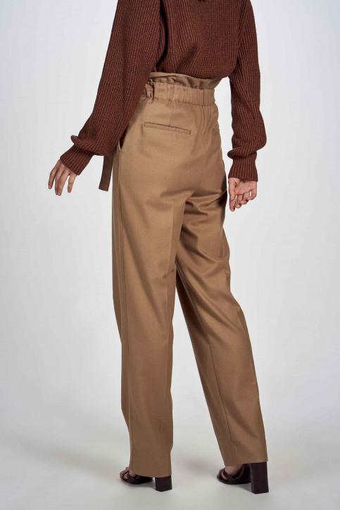 Deux Kostuumbroeken bruin EDM202WT 023_TOBACCO BROWN img3