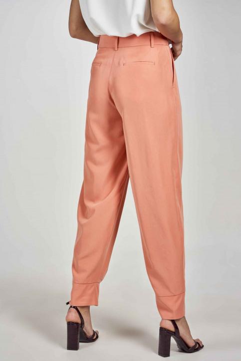Deux Kostuumbroeken oranje EDM211WT 005_PEACH APPEL img6
