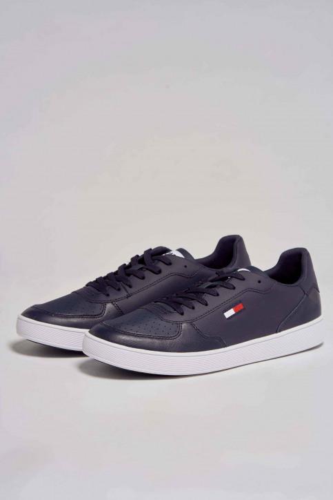 Tommy Hilfiger Sneakers blauw EM0EM00647C87_C87 TWILIGHT NA img1