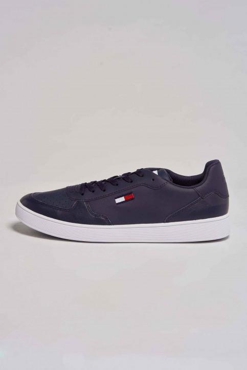 Tommy Hilfiger Sneakers blauw EM0EM00647C87_C87 TWILIGHT NA img2