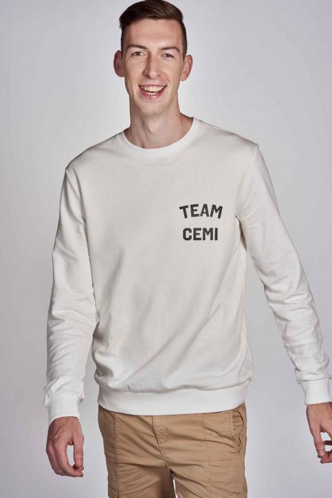 CEMI by Céline Dept & Michiel Callebaut Sweaters met ronde hals wit EMI202MT 005_WHITE img5