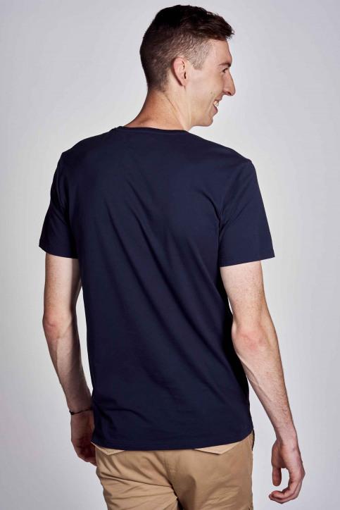 CEMI by Céline Dept & Michiel Callebaut T-shirts (korte mouwen) blauw EMI202MT 010_NAVY img5