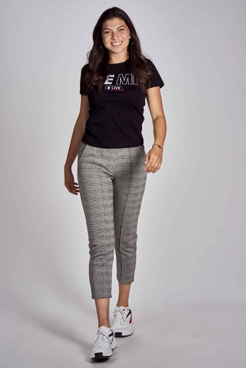CEMI by Céline & Michiel T-shirts (korte mouwen) zwart EMI202WT 013_BLACK img2