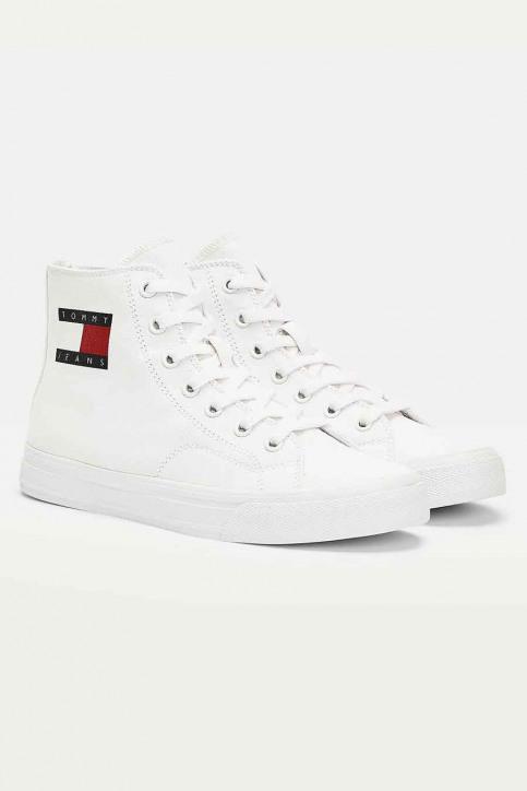 Tommy Jeans Sneakers wit EN0EN00937_YBR WHITE img1