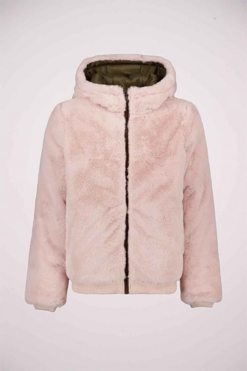 GARCIA Korte jassen roze GJ020806_1860 VIOLET BRU img4