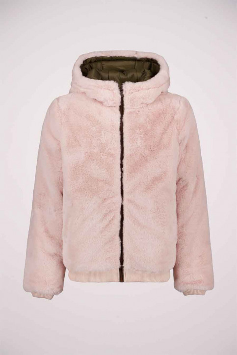 GARCIA Korte jassen roze GJ020806_1860 VIOLET BRU img5