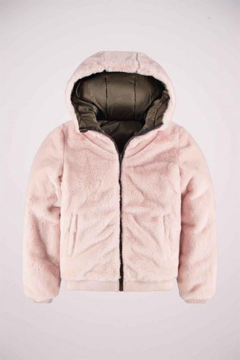 GARCIA Korte jassen roze GJ020806_1860 VIOLET BRU img9