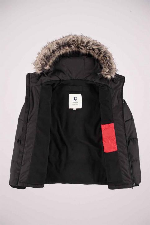 GARCIA Korte jassen zwart GJ030806_60 BLACK img4