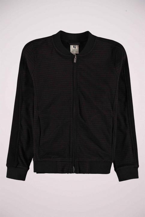 GARCIA Vestes courtes noir GS000891_60 BLACK img1