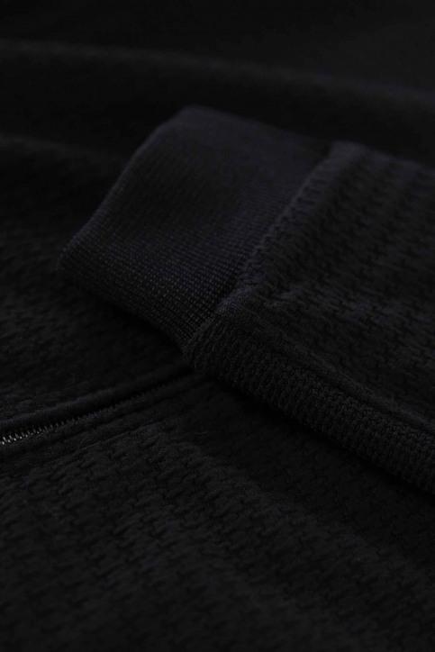 GARCIA Vestes courtes noir GS000891_60 BLACK img2