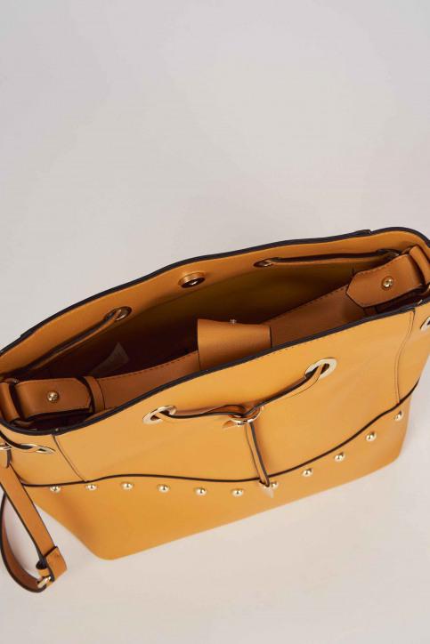 HAILYS Sacoches jaune GT658000_MUSTARD img4