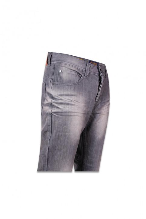 Petrol Jeans special fit grijs HAZARD_317GREY WASH img6