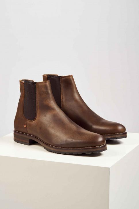 Le Fabuleux Marcel De Bruxelles Chaussures brun IMP192MT 015_BROWN img1