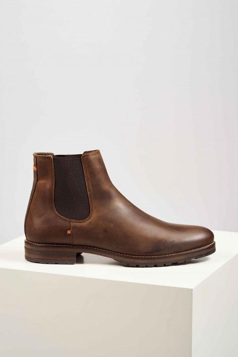 Le Fabuleux Marcel De Bruxelles Chaussures brun IMP192MT 015_BROWN img2