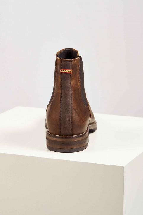 Le Fabuleux Marcel De Bruxelles Chaussures brun IMP192MT 015_BROWN img3