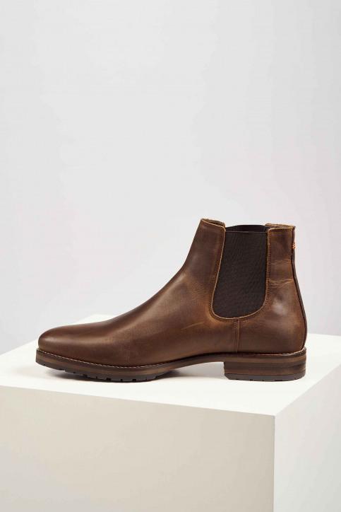 Le Fabuleux Marcel De Bruxelles Chaussures brun IMP192MT 015_BROWN img4