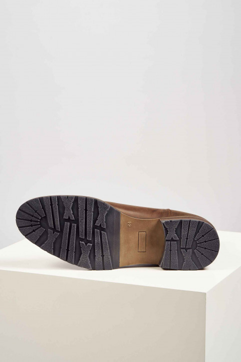 Le Fabuleux Marcel De Bruxelles Chaussures brun IMP192MT 015_BROWN img5