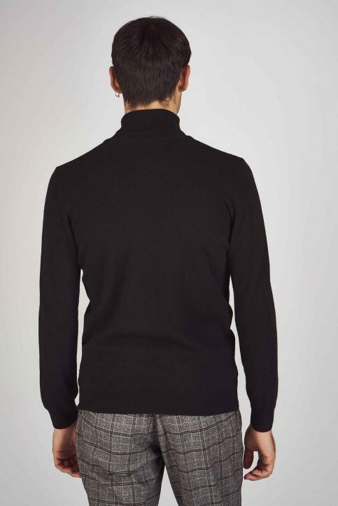 Le Fabuleux Marcel De Bruxelles Truien met ronde hals zwart IMP194MT 004_BLACK img3