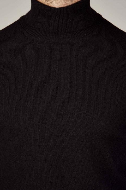 Le Fabuleux Marcel De Bruxelles Truien met ronde hals zwart IMP194MT 004_BLACK img7