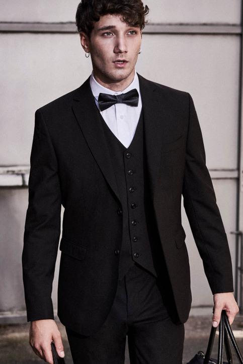 Le Fabuleux Marcel de Bruxelles Blazers noir IMP194MT 020_BLACK img1