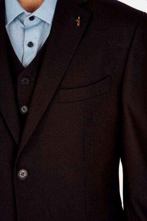 Le Fabuleux Marcel de Bruxelles Blazers noir IMP194MT 020_BLACK img4
