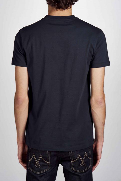 Le Fabuleux Marcel De Bruxelles T-shirts (korte mouwen) blauw IMP201MT 008_NAVY img2