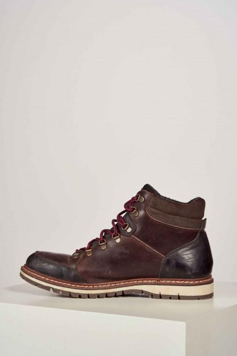 Le Fabuleux Marcel De Bruxelles Chaussures brun IMP202WA 010_BROWN img2